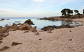 Shelley Cove, Western Australia: Secluded Beach Royalty Free Stock Photo