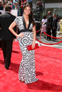 Shelley henig daytime emmys los angeles ca arriving at the at the kodak theater in hollywood on june Stock Image