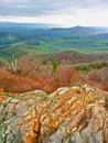 Shenandoah National Park of Virginia Royalty Free Stock Photography