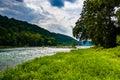 The Shenandoah River, In Harpe...