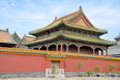 Shenyang Imperial Palace, China Stock Image