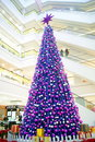 Shenzhen china: christmas tree decorations Stock Photo