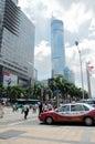 Shenzhen - electronic market Stock Photography