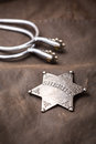 Sheriff Badge And Spurs