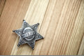Sheriff Royalty Free Stock Photo