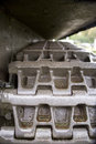 Sherman Tank track Royalty Free Stock Photo