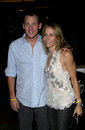 Sheryl Crow and Lance Armstrong Royalty Free Stock Photo