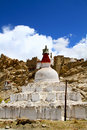 Shey monastery Royalty Free Stock Photo