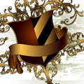 Shield  decorative Royalty Free Stock Images