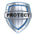 Shield and sign protect