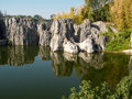 Shilin Stone Forest Stock Photos