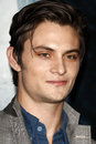 Shiloh fernandez los angeles mar arriving at the red riding hood premiere at grauman s chinese theater on march in los angeles ca Royalty Free Stock Images