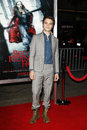 Shiloh fernandez los angeles mar arriving at the red riding hood premiere at grauman s chinese theater on march in los angeles ca Stock Photos
