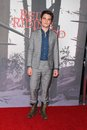 Shiloh fernandez at the red riding hood premiere chinese theater hollywood ca Royalty Free Stock Image