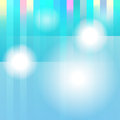 Shimerring Lights BlueBackground Royalty Free Stock Photos