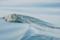 Shimmering Seawater Background
