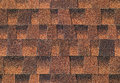 Shingles roof Stock Photography