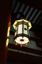 Shinto lantern Stock Images