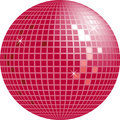 Shiny disco globe Stock Photography