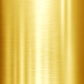 Shiny gold metal texture background Royalty Free Stock Photo