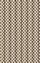 A shiny metallic bronze pattern of gradated triangles. Royalty Free Stock Photo