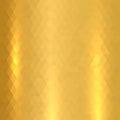 Shiny metallic gold texture.