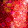 Shiny red background. Royalty Free Stock Images
