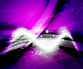 Shiny wave, magicabstract background