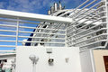 Ship funnels Royalty Free Stock Photo