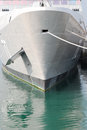 Ship Hull Royalty Free Stock Photo