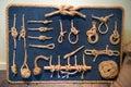 Ship knots Royalty Free Stock Photo