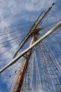 Ship mast Stock Photos