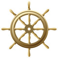 Ship's wheel Royalty Free Stock Photography