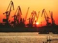 Shipbuilding Stock Photography