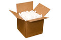 Shipping Box Royalty Free Stock Photos