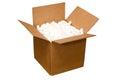 Shipping Box Royalty Free Stock Photo