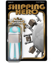 Shipping Hero Action Figure Shipper Delivery Man Royalty Free Stock Photo
