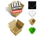 Shipping Icon Royalty Free Stock Image