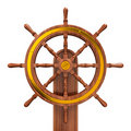 Ships wheel Stock Photos