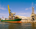 Shipyard Stock Photography