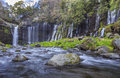 Shiraito Waterfall 1 Royalty Free Stock Photo