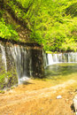 Shiraito Waterfall Royalty Free Stock Photo