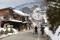 Shirakawa-go at winter