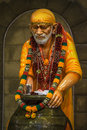 Shirdi Sai Baba Royalty Free Stock Photo