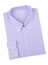 Shirt mens shirt on a background Royalty Free Stock Photos
