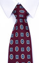 Shirt and neck tie Royalty Free Stock Photos
