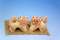 The Shisa Royalty Free Stock Photo