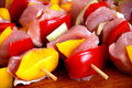 Shish kabob Royalty Free Stock Photo