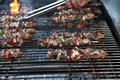 Shish Kabob Royalty Free Stock Images