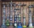 Shisha pipes Royalty Free Stock Photo